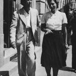 Ismet Mujezinović i Marija Sisarić, Sarajevo 1937-38
