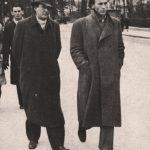 Sa Romanom Petrovićem, Sarajevo 1937-38