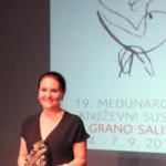 senka marić dobitnica nagrade 2019